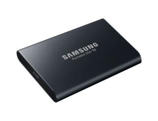 Samsung Portable T5 SSD meghajtó 250GB PC