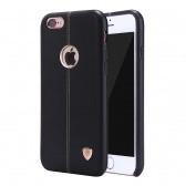 Nillkin Englon Protective bőr hátlap iPhone 6 tok, Fekete Mobil