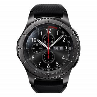 Samsung Gear S3 Frontier okos óra, Fekete Mobil
