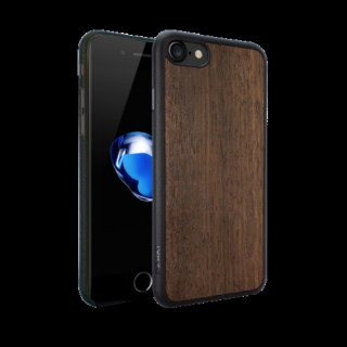 Ozaki ocoat 0.3 plus wood tok ebony, iPhone 7 Mobil