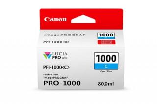 Canon PFI-1000 Cyan tintatartály PC