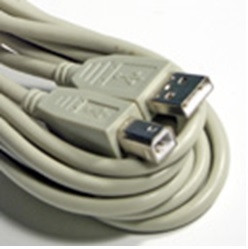 Rainbow USB KÁBEL 2.0 5M A-B PC