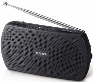 Sony SRF-18B hordozható kisrádió fekete Több platform