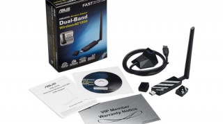 ASUS USB-AC56 AC1300 USB 3.0 Wi-Fi adapter PC
