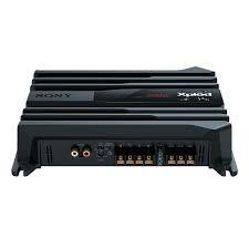 Sony XM-N502 autóhifi erősítő Több platform