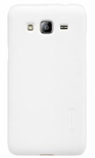 Nillkin Super Forested Galaxy J510 hátlap, fehér Mobil