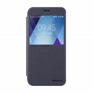 Nillkin Sparkle Galaxy A3-2017-tok, Fekete Mobil