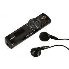 Sony NWZ-B183 MP3 lejátszó 4GB fekete Több platform