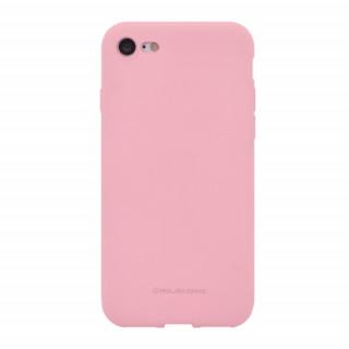 Hana SF matt szilikon hátlap,Huawei Y7 Prime 2018, Pink Mobil