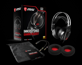 MSI Immerse GH60 GAMING Headset PC