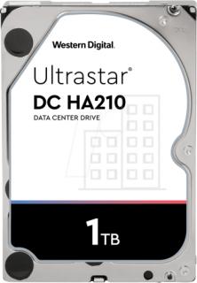 Western Digital Ultrastar DC HA210, 3.5', 1TB, SATA/600, 7200RPM ~ WD1005FBYZ PC