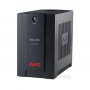 APC BACK UPS BX 500VA BASIC szünetmentes tápegység kommunikáció nélkül PC