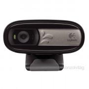 Logitech C170 640x480 mikrofonos fekete webkamera PC