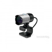 Microsoft LifeCam Studio Dobozos 1020p fekete-ezüst webkamera PC