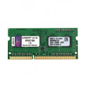 Kingston 4GB/1600MHz DDR-3 (KVR16S11S8/4) notebook memória PC
