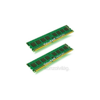 Kingston 16GB/1600MHz DDR-3 (Kit! 2db 8GB) (KVR16N11K2/16) memória PC