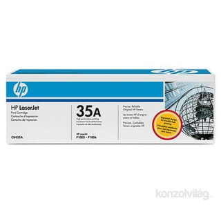 HP CB435A (35A) fekete toner PC