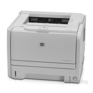 HP LaserJet P2035 mono lézer nyomtató PC