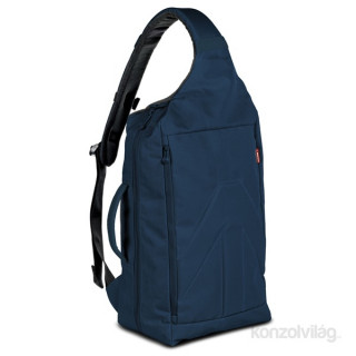 Manfrotto Brio 10 Sling Stile Plus kék MILC, 11