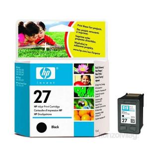 HP C8727AE (27) fekete tintapatron PC
