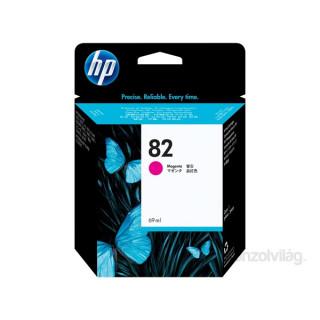 HP C4912A (82) magenta tintapatron PC
