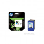 HP C9352CE (22XL) színes tri-color tintapatron PC