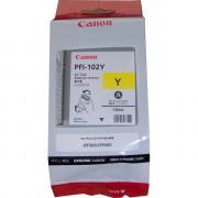 Canon PFI-102Y sárga tintapatron PC
