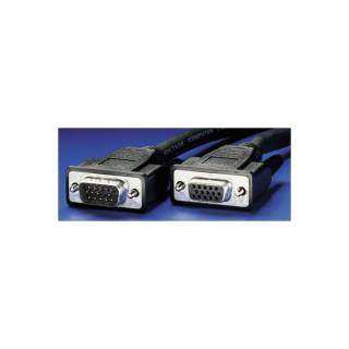 PRC D-Sub (VGA) 3m hosszabbító kábel PC
