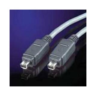 PRC FireWire (IEEE1394) 4 - Firewire (IEEE1394) 4 1,8m kábel PC