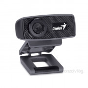 Genius Facecam 1000X_V2 fekete webkamera PC