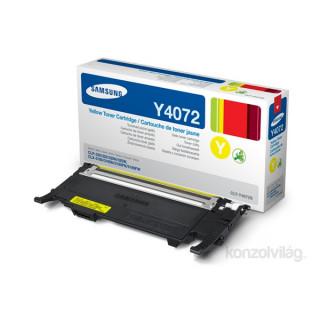 Samsung CLT-Y4072S sárga toner PC