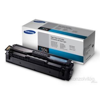 Samsung CLT-C504S cián toner PC