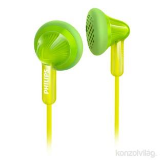 Philips SHE3010 zöld fülhallgató PC