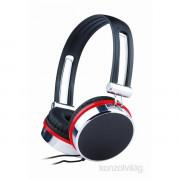 Gembird MHP-903 fekete-piros fejhallgató PC