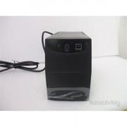 Centralion Aurora 650 DIN 360W fekete szünetmentes tápegység PC