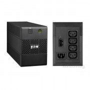 EATON 5E 650iUSB 360W fekete szünetmentes tápegység PC