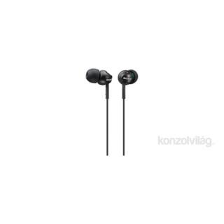 Sony MDREX110LPB.AE fekete fülhallgató PC