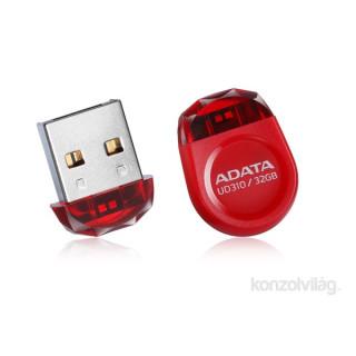 ADATA 8GB USB2.0 Piros (AUD310-8G-RRD) Flash Drive PC