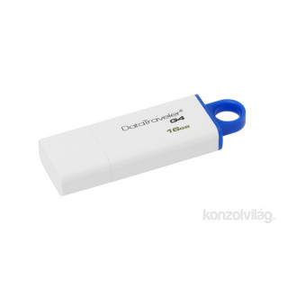 Kingston 16GB USB3.0 Kék-Fehér (DTIG4/16GB) Flash Drive PC