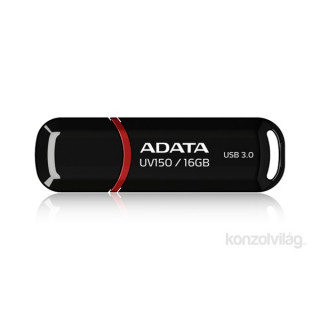 ADATA 16GB USB3.0 Fekete (AUV150-16G-RBK) Flash Drive PC