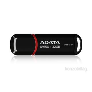 ADATA 32GB USB3.0 Fekete (AUV150-32G-RBK) Flash Drive PC