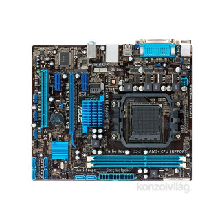 ASUS M5A78L-M LX V2 AMD 760G (780L)/SB710 SocketAM3+ mATX alaplap PC