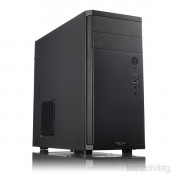 Fractal Design Core 1100 Fekete (Táp nélküli) mATX ház PC