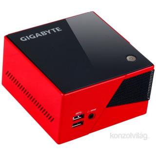 Gigabyte GB-BXi5-4570R Brix Intel Fekete-Piros barebone mini asztali PC PC