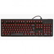 Func KB-460 MX Red Fekete UK Gaming billentyűzet PC