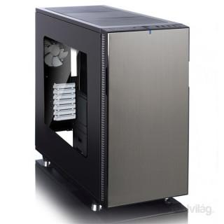 Fractal Design Define R5 Titanium ablakos (Táp nélküli) ATX ház PC