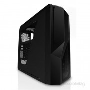 NZXT Phantom 410 Fekete (Táp nélküli) ATX ház PC