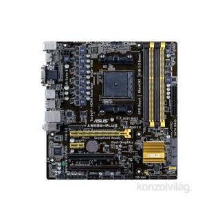 ASUS A55BM-PLUS AMD A55 FCH Socket FM2 mATX alaplap PC