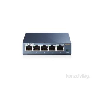 TP-Link TL-SG105 5port 10/100/1000Mbps LAN nem menedzselhető asztali Switch PC