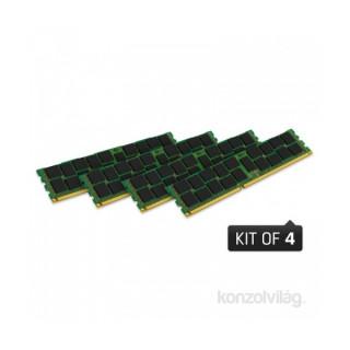 Kingston-HP/Compaq 32GB/1600MHz DDR-3  (Kit 4db 8GB) Reg ECC Single Rank (KTH-PL316SK4/32G) szerver memória PC